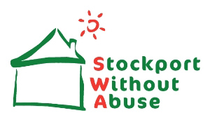 Stockport without abuse logo
